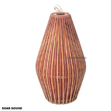 【受注後お取り寄せ】SOUND KING バングラコール インド 打楽器 民族楽器 BG-220 両面 太鼓 ドラム タブラ