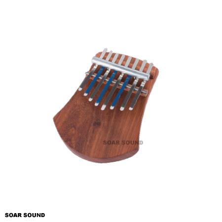 SOUND KING カリンバ 8レーム Cメジャー スケール 8音(C~C)アフリカン SE-K8 民族楽器 アフリカ