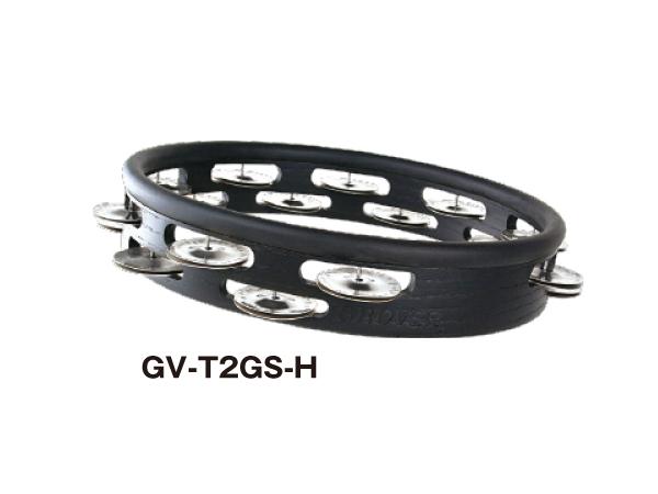 タンバリン グローバー GROVER /Studio Pro ヘッドレス・タンバリン GV-T2GSPH-H