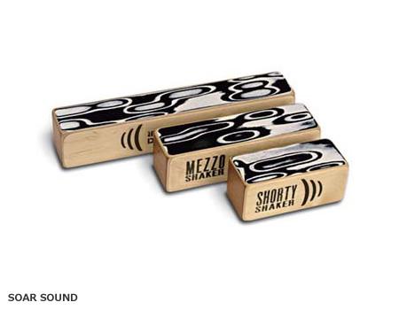 シュラグヴェルク ⽊製シェイカー ブラック・アイズデザインベーシック 3サイズセット SR-SKSET1 schlagwerk