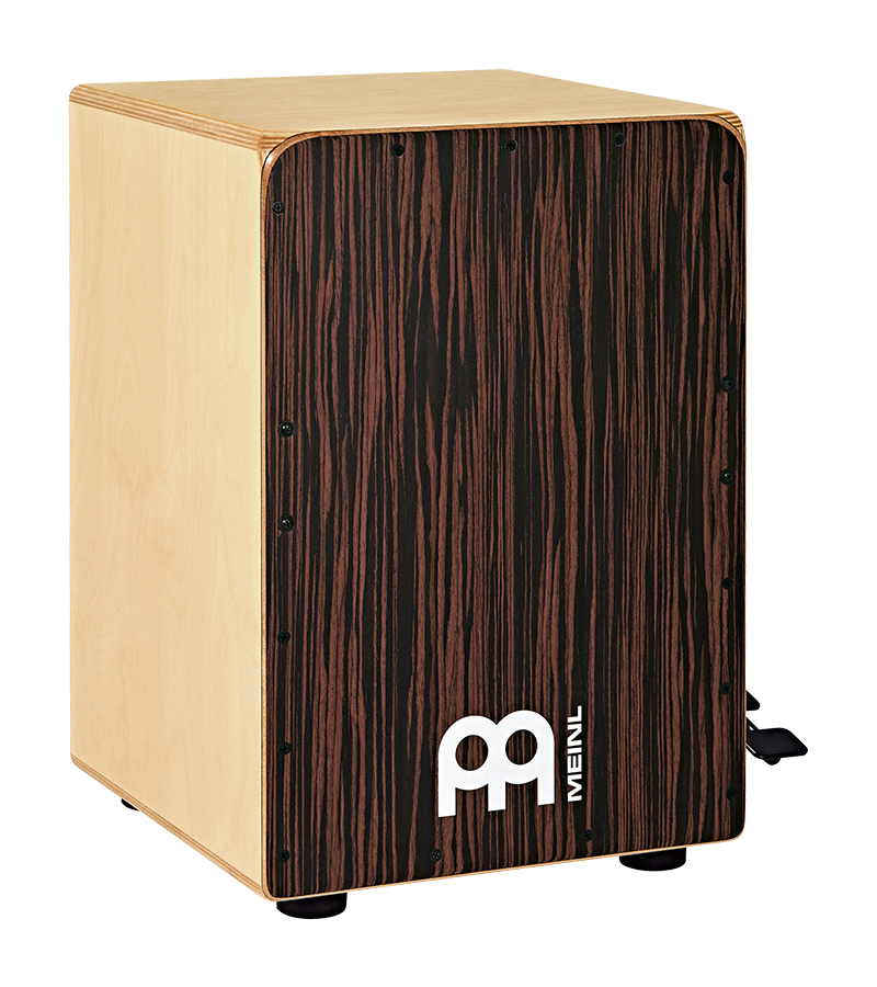 MEINL マイネル EBONY BASS FOOT SWITCH CAJON カホン JBC6EY Ebony エボニー
