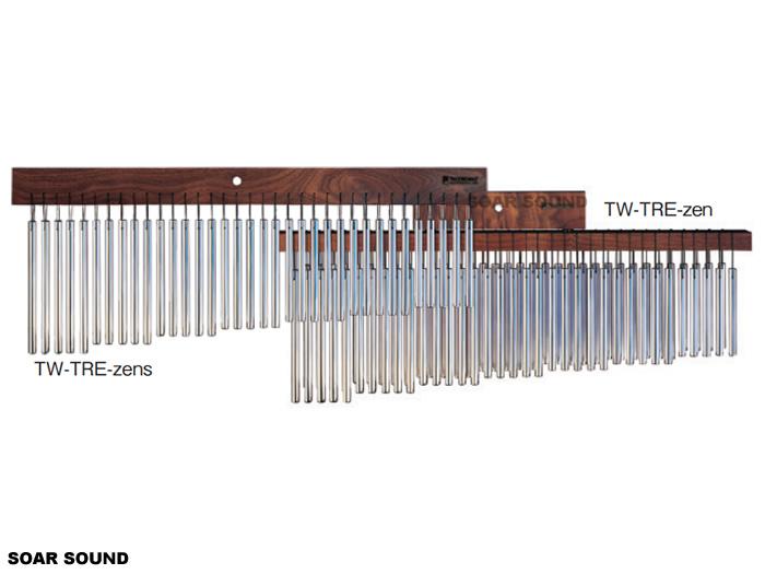 TREE WORKS ツリーワークス ZENツリー TW-TRE-zens 35/1列 585mm 禅ツリー バーチャイム ヒーリング楽器としても