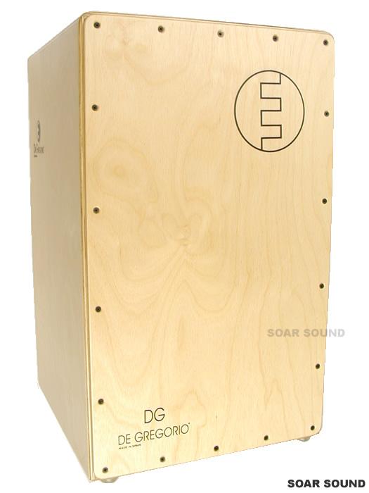 スペイン製 DGカホン KIYO 高品質な入門モデル!おすすめエントリーモデル 初心者にも!