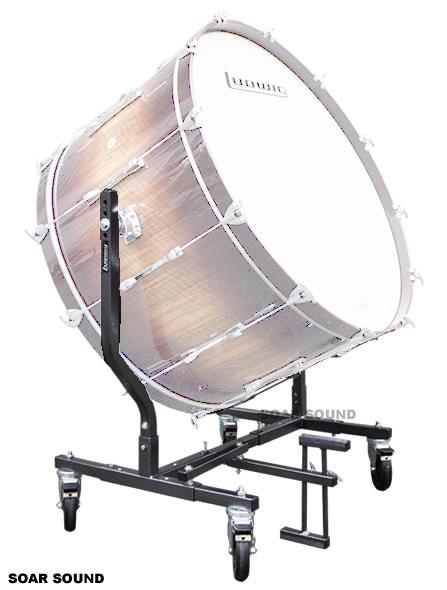 Ludwig Terrain ラディック コンサート 回転スタンド バスドラム用スタンド 32インチ~40インチドラム用 回転スタンド All Ludwig Terrain グランドシンフォニックシリーズ LE788 大太鼓用スタンド, TUBE:fd6679f5 --- sunward.msk.ru