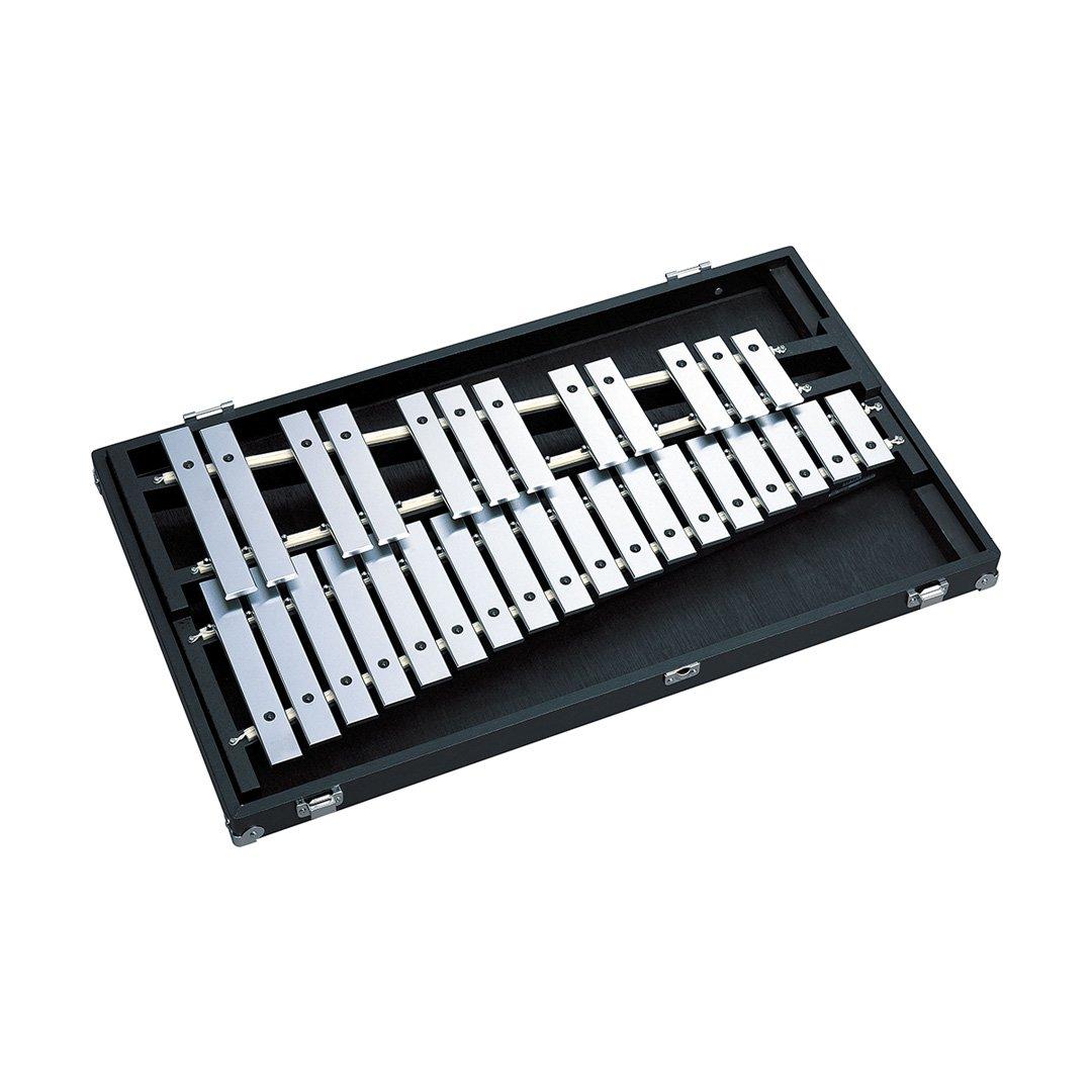 YAMAHA ヤマハ グロッケン 鉄琴 DG1590B 2 1/2オクターブ 30音 (G59~C88)グロッケンシュピール
