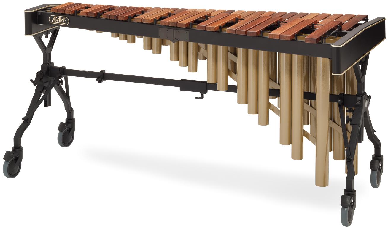 送料無料 ADAMS アダムス ホンジュラスローズウッド仕様 ソリスト マリンバ 4 1/3 オクターブ A25~C76 Solist Marimbas AD-MSHV43