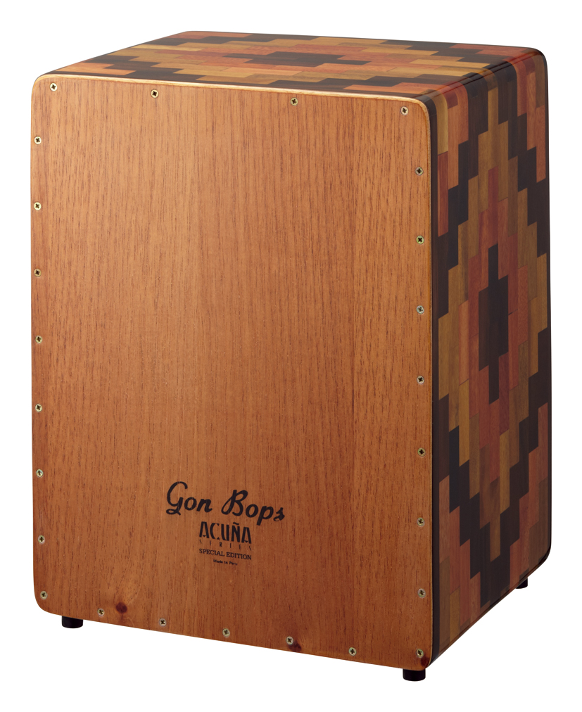 Gon Bops カホン アクーニャ スペシャル エディション カホン Alex Acuna Special Cajon GON-AACJSE