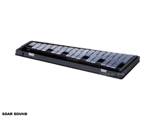 SAITO サイトウ コンサートグロッケン F57~C88 2 1/2オクターブ 32鍵 SG-80 鉄琴 マレット ケース 付属 入門 におすすめ!