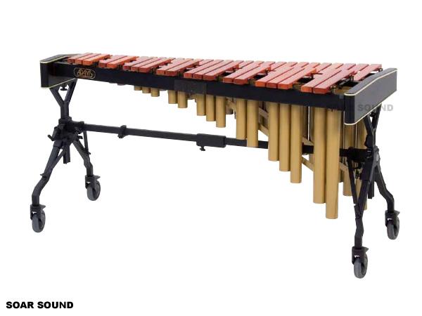 正規輸入品 【受注製作】 送料無料 ADAMS アダムス パドック仕様 ソリスト マリンバ 4オクターブ C2(28)~C7(76) Solist Marimbas AD-MSPV40