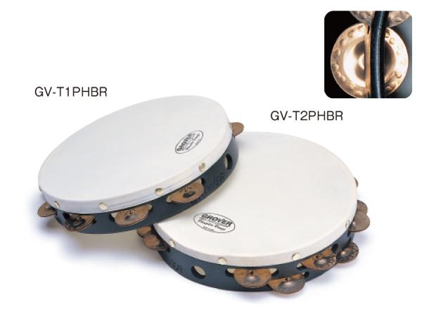 タンバリン グローバー GROVER /プロジェクション・プラス・タンバリン PHBR:フォスファー・ブロンズ GV-T1PHBR
