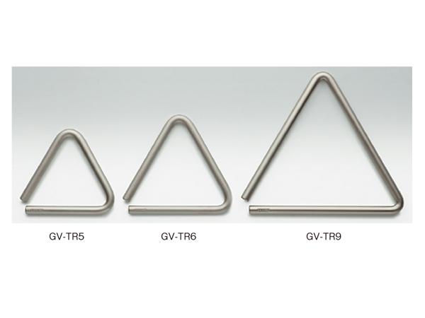 トライアングル グローバー GROVER / スーパー・オーバートーン・トライアングル GV-TR5