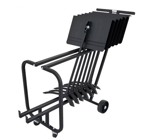 Manhasset マンハセット 譜面台収納カート(ショート) ストレージカート Short Storage Cart M1920 譜面台用カーゴ 台車