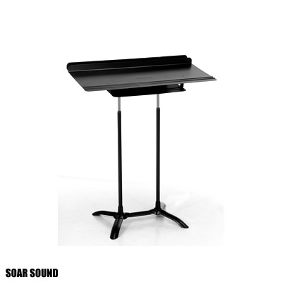 Manhasset マンハセット 指揮者用 譜面台 リーガル·コンダクターズ M54 Regal Conductor's Stand 譜面スタンド 正規輸入品