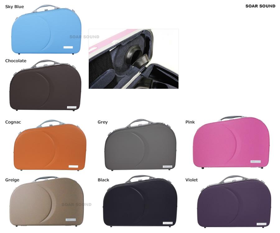 フレンチホルン用ケース bam France バム フランス L'#233;toile Hightech Adjustable エトワール 正規輸入品 フレンチホルン用バッグ