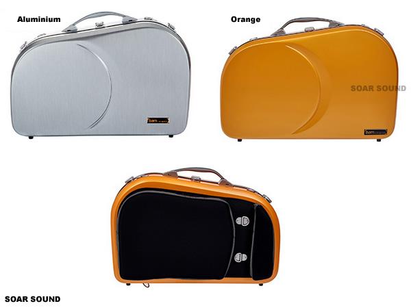 フレンチホルン用ケース bam France バム フランス La D#233;fense Hightech ラ・デファンス ハイテック DEF6002XLA / DEF6002XLO 正規輸入品 オレンジ or アルミニウム フレンチホルン用バッグ