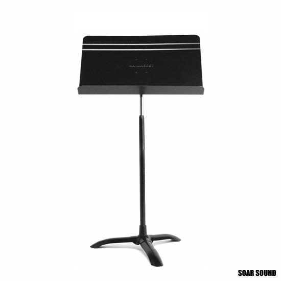 Manhasset マンハセット 譜面台 M48C Symphony Concertino Stand シンフォニーモデル ショートバージョン 譜面スタンド 正規輸入品 ショート丈