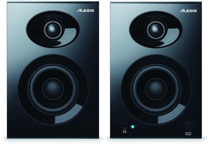 ALESIS アレシス 10W x 2 保障 パワード モニタースピーカー アクティブ スピーカー モニター ELEVATE3 MKII スタジオ用 人気 おすすめ DTM