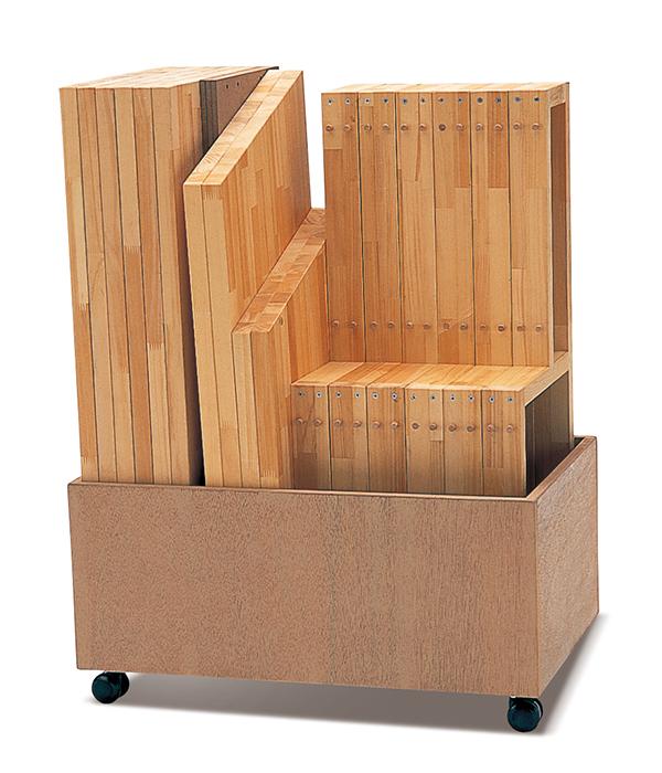 SUZUKI ひな段 SSP-BOX 雛壇 SUZUKI ステージ 木製 木製 ステップス収納ボックス SSP-BOX キャスター付き, 藤岡町:479cfa62 --- officewill.xsrv.jp