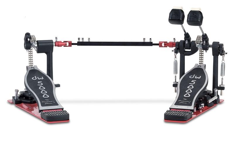 DW キックペダル・フットペダル DW-5002ADIII ダブルペダル /アクセレレーター ツインペダル 5000シリーズ