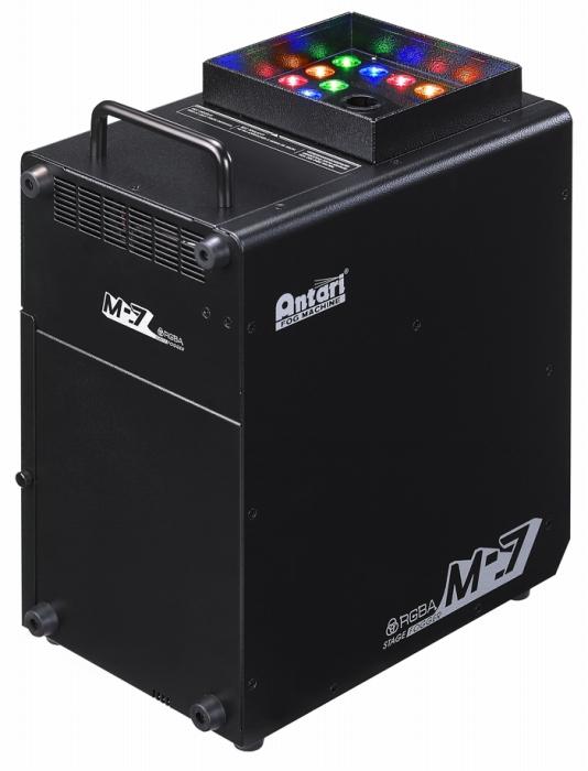 Antari アンタリ 4カラー LED搭載 スモークマシン M7-RGBA フォグマシン 発煙機