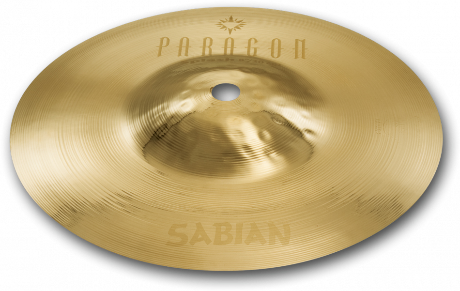SABIAN PARAGON Splash Thin [SNP-10SP 10″(25cm)] セイビアン パラゴン スプラッシュシンバル