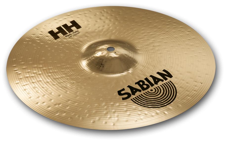 SABIAN HH DARK Hats [HH-14BDH 14″(35cm) Bottom (Medium)] セイビアン HH ハイハットボトム