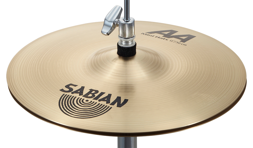 SABIAN AA MINI HATS [AA-12BMH 12″(30cm) Bottom (Medium Heavy)] セイビアン AA ハイハットボトム