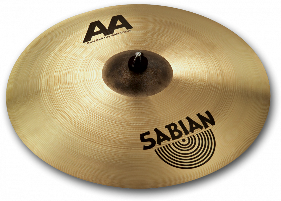 SABIAN AA RAW BELL DRY RIDE [AA-21RDR 21″(53cm) : Medium Heavy] セイビアン AA ライドシンバル