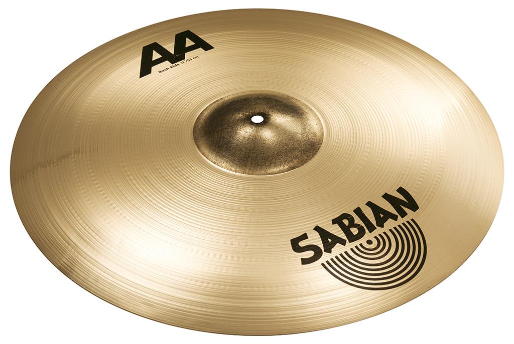 SABIAN AA BASH RIDE [AA-24BAR 24″(61cm) : Thin] セイビアン AA ライドシンバル