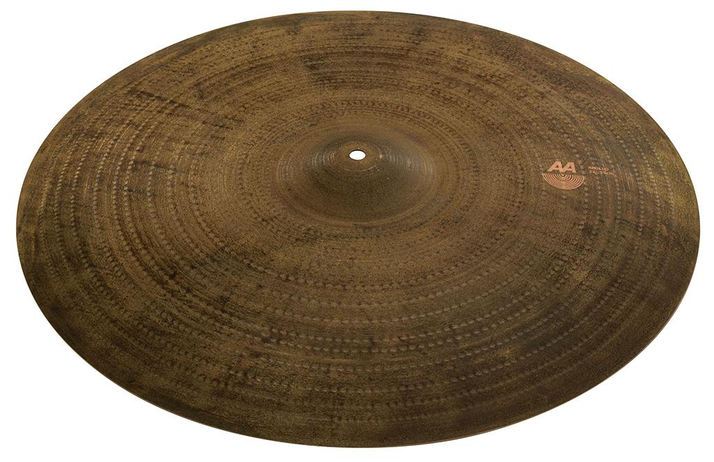 SABIAN AA APOLLO RIDE [AA-24APO 24″(61cm) : Medium Thin] セイビアン AA ライドシンバル