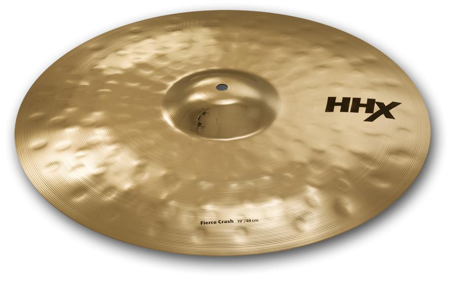 SABIAN HHX FIERCE CRASH [HHX-19FC 19″(48cm) : Thin] セイビアン HHX クラッシュシンバル