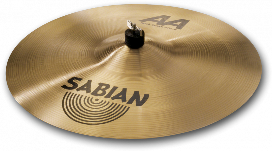 SABIAN AA ROCK CRASH [AA-18RC(-B) 18″(46cm) : Medium Heavy] セイビアン AA クラッシュシンバル