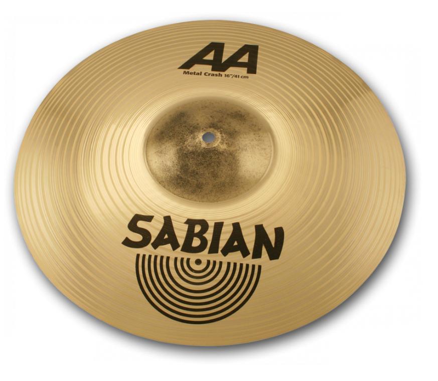 SABIAN AA METAL CRASH [AA-20MECS-B 20″(51cm) : Medium] セイビアン AA クラッシュシンバル