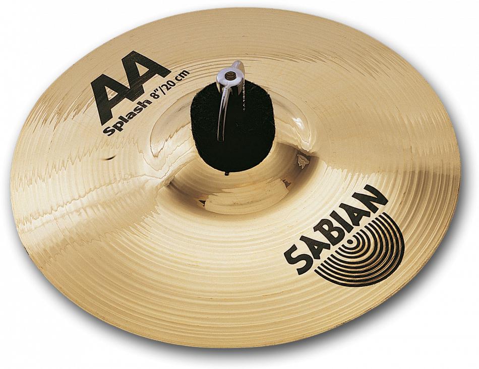 SABIAN AA SPLASH [AA-10SP 10″(25cm) : Extra Thin] セイビアン AA スプラッシュシンバル