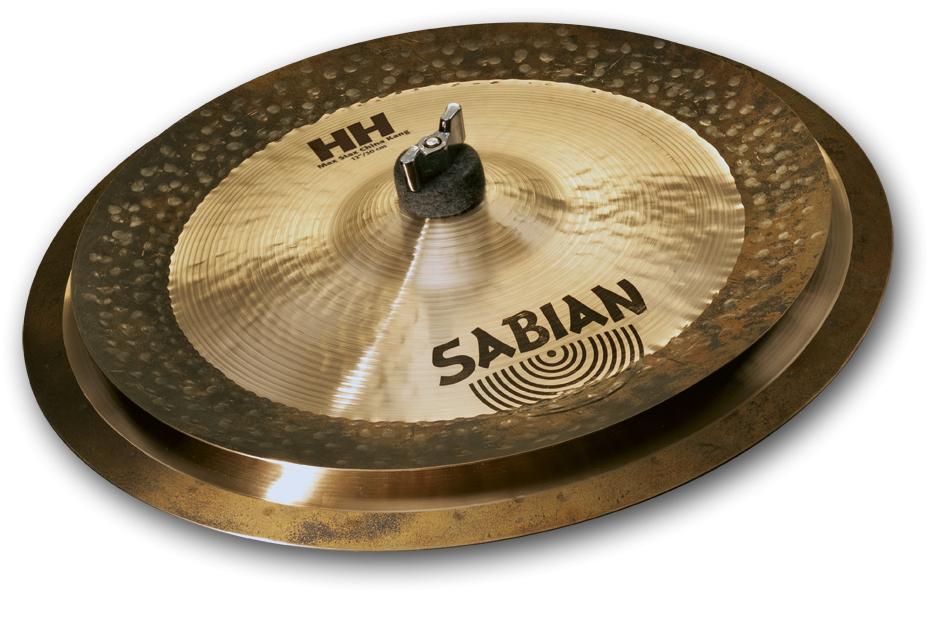SABIAN EFFECT CYNBAL MAX STAX [HH-10/10MSB 10″/ 10″(25cm/25cm)] セイビアン エフェクトシンバル