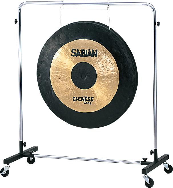 SABIAN EFFECT CYNBAL Chinese Gong (ゴングスタンド付き) [SAB-CHG36/S 36″+ GS-40PN(スタンド)] セイビアン エフェクトシンバル