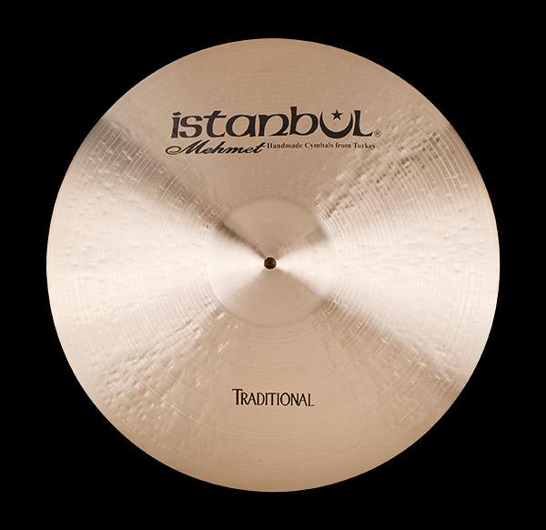 "Istanbul Mehmet / 24"" Traditional Series Ride Cymbal / イスタンブール・メメット トラディショナル・シリーズ ライドシンバル ORIGINAL / DARK / MEDIUM / HEAVY"