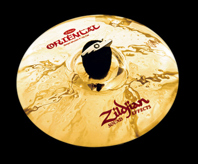 Zildjian シンバル FX ORIENTAL [Trash Paper (22.8cm Splash 9