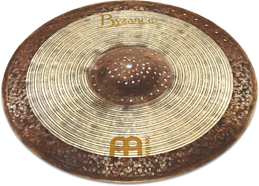 ライドシンバル MEINL / マイネル Byzance Jazz Series Ralph Peterson's signature cymbal:Nuance Ride 21