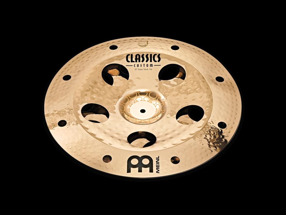 MEINL(マイネル) / The Artist Concept Models / Thomas Lang - Super Stack / (AC-SUPER)
