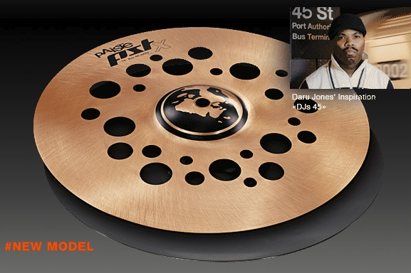 Paiste PST X DJs45 Hats DJs45/Top X&Bottom 12″パイステ PST ハイハットシンバル/ペア, ハガチョウ:b04f9814 --- officewill.xsrv.jp