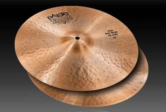 Paiste 2002 BLACK BIG BEAT 15