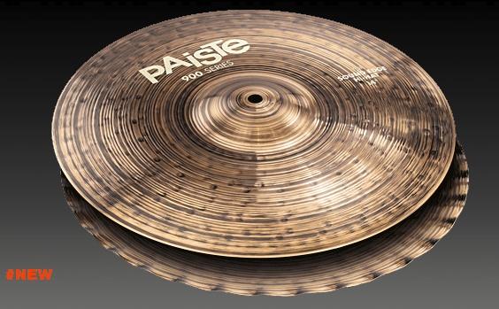 Paiste 900 Series Sound Edge Hi-Hat 14″/Top パイステ サウンドエッジハイハット ハイハットシンバル/トップ
