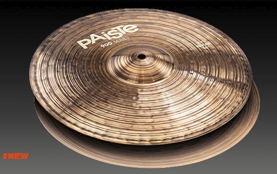 Paiste 900 パイステ Series Series Hi-Hat Paiste 14″/Top&Bottom パイステ ハイハットシンバル/ペア, ハイカム:86370216 --- officewill.xsrv.jp