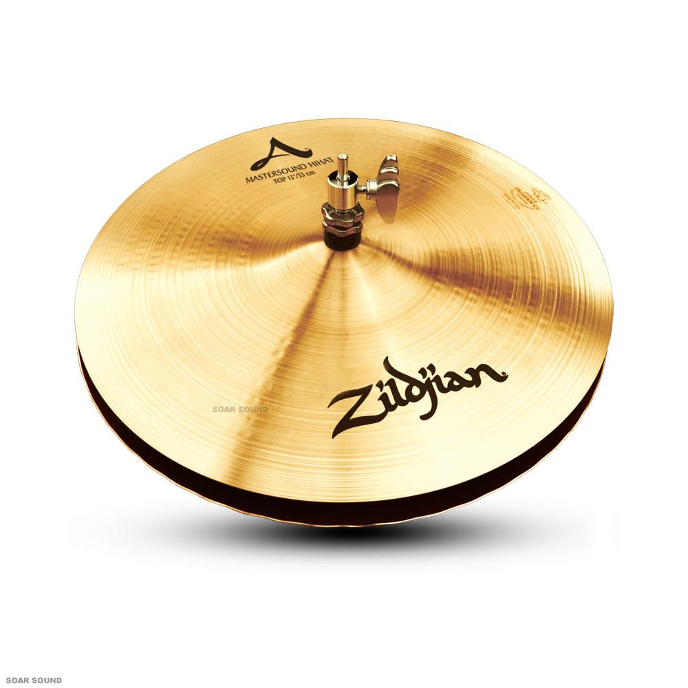 """Hi-Hat Mastersound HiHats master sound Hi-Hat 14 """"36 cm top Medium NAZL14MS. Zildjian HHT/A ZILDJIAN cymbals"""