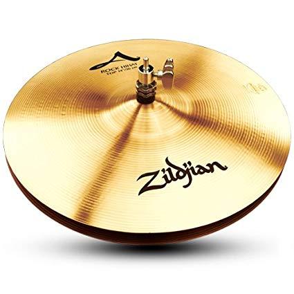 "Hat Rock HiHats rock Hi-hats 14 ""36 cm top Heavy NAZL14RK. HHT/A Ziljian ZILDJIAN cymbals"