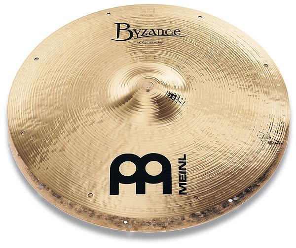 ハイハットシンバル MEINL / マイネル Byzance Brilliant Series Thomas Lang's signature cymbal:Fast Hihats 14