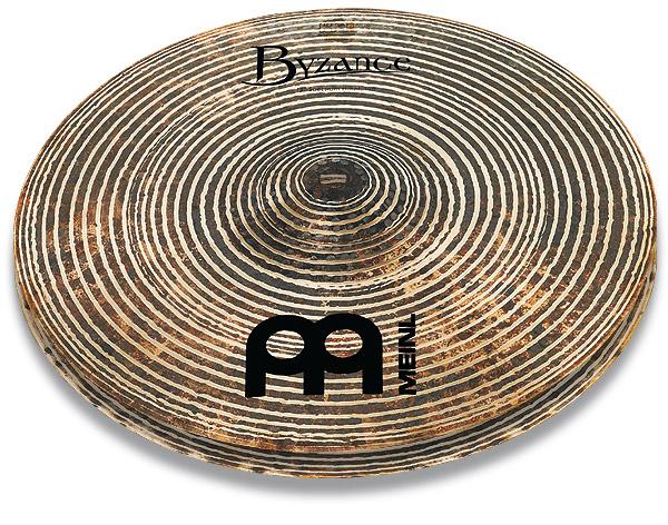 ハイハットシンバル MEINL / マイネル Byzance Dark Series Rodney Holmes's signature cymbal:Spectrum Hihats 14