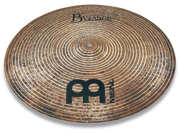 ライドシンバル MEINL / マイネル Byzance Dark Series Rodney Holmes's signature cymbal:Spectrum Ride 22