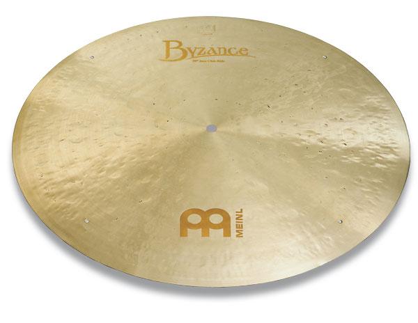 ライドシンバル MEINL / マイネル Byzance Jazz Series Wolfgang Haffner's signature cymbal:Club Ride 20